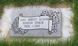 Jane <i>Abbott</i> Stoker
