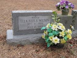 Ella Viola Wilson