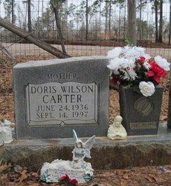 Doris Ella <i>Wilson</i> Carter
