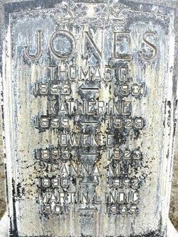 Anna Marie <i>Decker</i> Jones
