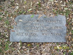 Benjamin Oran Barnett