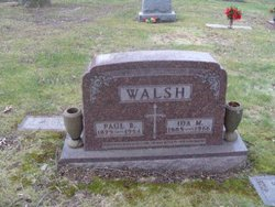 Ida Marie <i>Rieber</i> Walsh