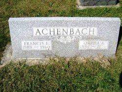 Orpha A Achenbach