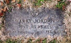 Harry Jordan