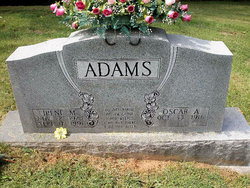 Oscar Abraham Adams