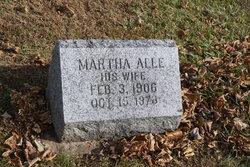 Martha Alle