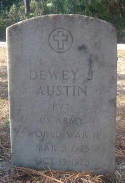 Dewey J Austin