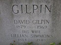 Lillian <i>Simmons</i> Gilpin