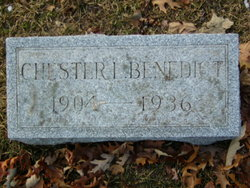 Chester L. Benedict, Jr