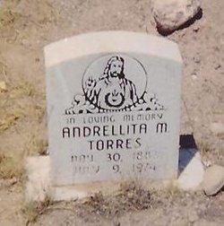 Andrellita M. <i>Montoya</i> Torres