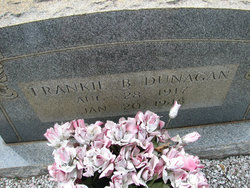 Frankie Blanche <i>Buffington</i> Dunagan