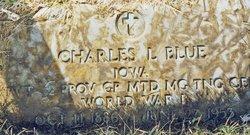 Charles Lewis Blue