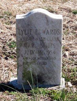 Lylie <i>Edwards</i> Clark
