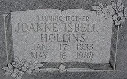 Joanne <i>Isbell</i> Hollins