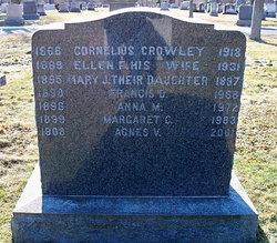 Ellen F. <i>Cronin</i> Crowley