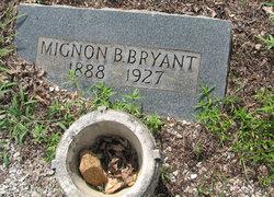 Mignon <i>Buffington</i> Bryant