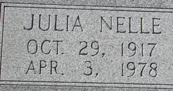 Julia Nelle <i>Chandler</i> Crane