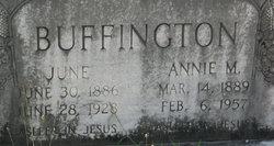 June Buffington