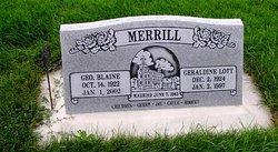 Geraldine Lott Merrill