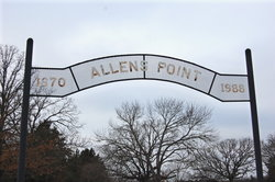 Allens Point Cemetery