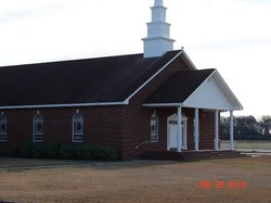 Elza Baptist Church Cemetery