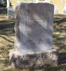 Ida May <i>Whiteley</i> Hemberger