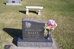 Rhonda Lynn Baker