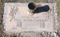 Billy Jason Capehart