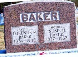Susan <i>Hargis</i> Baker