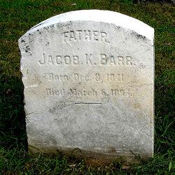 Jacob Keeports Barr