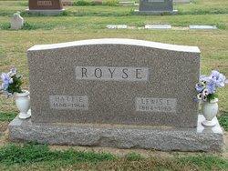 Hattie Mae <i>Royse</i> Walters