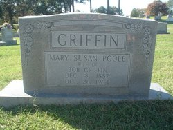 Mary Susan <i>Poole</i> Griffin