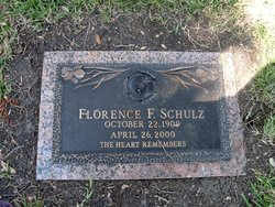 Florence Winn Ella <i>Florence</i> Schulz