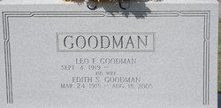 Martha Edith <i>Shepherd</i> Goodman
