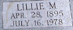 Lillie Mae <i>Fortner</i> Angelo