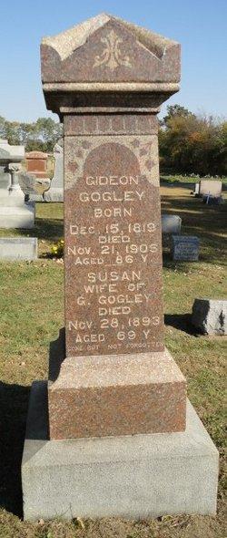 SUSAN <i>Shetterly</i> Gogley