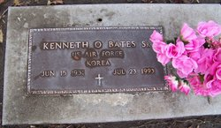 Kenneth Oliver Bates, Sr