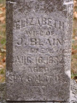 Elizabeth Blain
