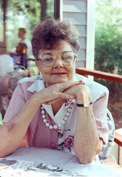 Loretta Kay <i>Baxter</i> Bush