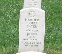 Harold Louis Bayer