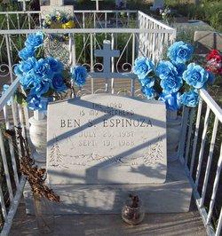 Ben S. Espinoza