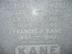 Francis P Kane