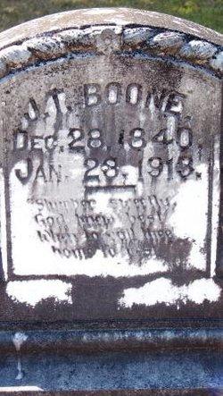 John Henry Thomas Boone