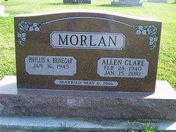 Allen Clare Morlan
