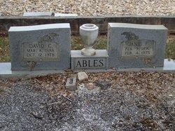 Janie <i>Ferrell</i> Ables