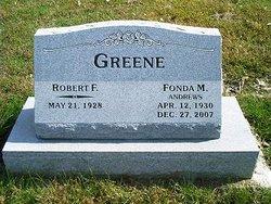 Fonda Mae <i>Andrews</i> Greene