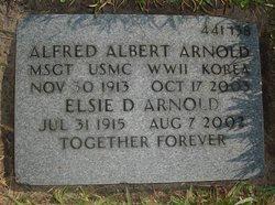 Elsie D Arnold