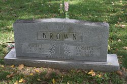 Corbett L Cobby Brown
