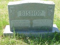 George Cabell Bishop