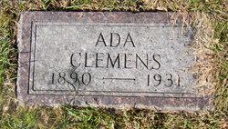 Ada J Clemens